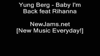 Yung Berg - Baby I