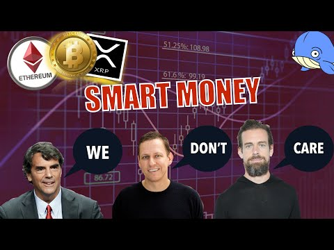 MARKET VOLATILITY IS POINTLESS! WATCH SMART MONEY!! BTC Whales, Texas Bitcoin Mining + Ripple Scam.