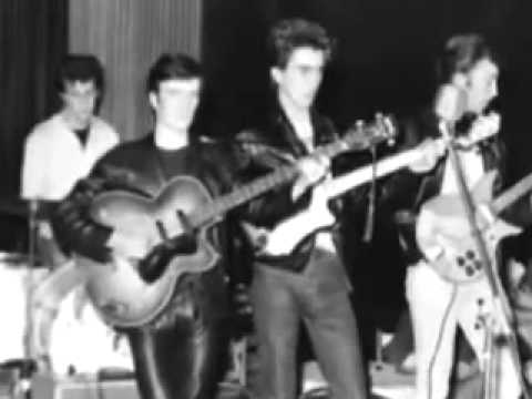 The Beatles with Tony Sheridan - My Bonnie (Hamburg 1962)