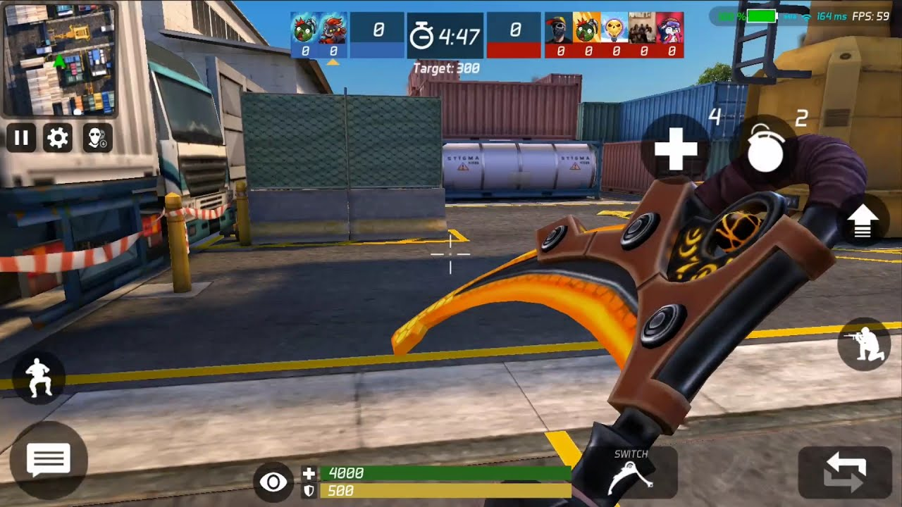 MaskGun - Double Kill ! | Online Shooting Game | FPS | PVP | F2P
