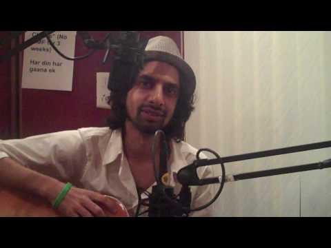 Ankur Tewari On Pirate Radio - Lucky Ali