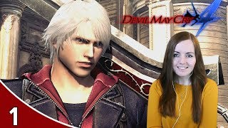 Dante Is Evil?? - Devil May Cry 4 HD Gameplay Walkthrough Part 1