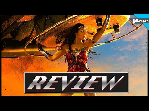 Wonder Woman Movie REVIEW!