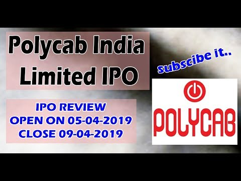 Polycab ipo allottment date