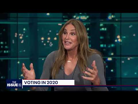 """Caitlyn Jenner's Full Interview with """"The Issue Is: with Elex Michaelson"""""""