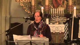 "Jacob Gade ""Midsommervise"" Gia & Filip Gade Vinderslev Kirke"