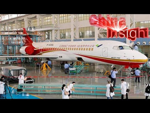China Insight 07/02/2016 First home-grown regional jet ARJ21-700