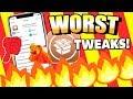 WORST Cydia Tweaks of ALL TIME! (Funny Tweaks) iOS 12 - 12.1.2 Jailbreak Tweaks Ep.3