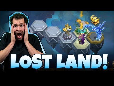 LOST LAND New Game Mode SWEET Rewards Castle Clash