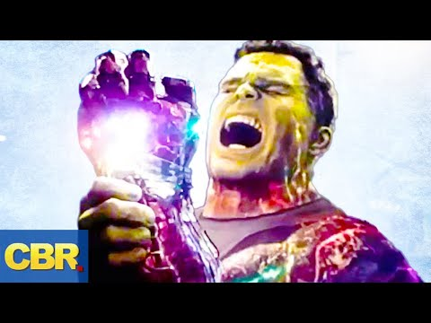 20 Problems With Reversing The Snap In Avengers Endgame