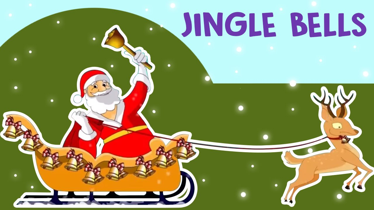 Jingle Bells | Animated Christmas Song | Non Stop Cartoon Songs ...