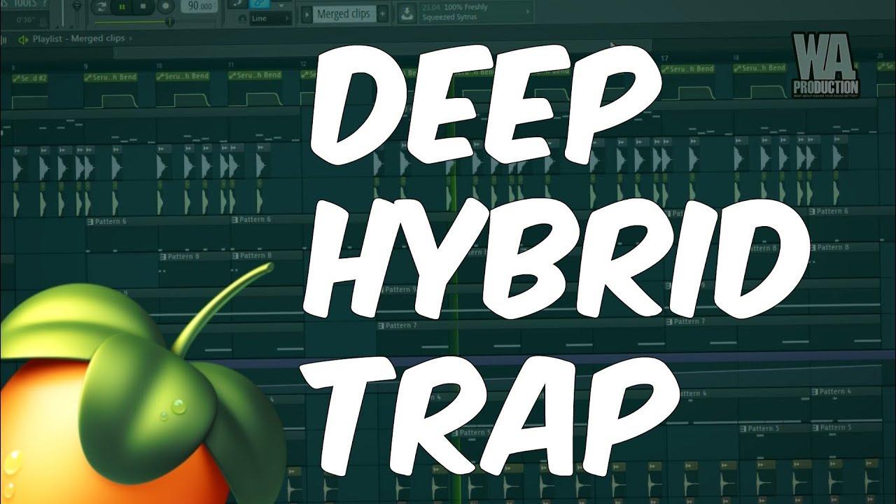 Free FLP 49: Deep Hybrid Trap Template | W  A  Production