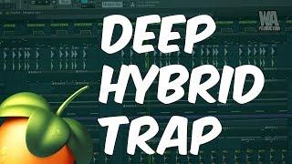 Deep HYBRID TRAP Free FLP (FL Studio 12 / Template 49)