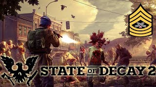 ☠️STATE OF DECAY 2 GAMEPLAY PART 4☠️ | INTERACTIVE STREAM 1080P 60FPS