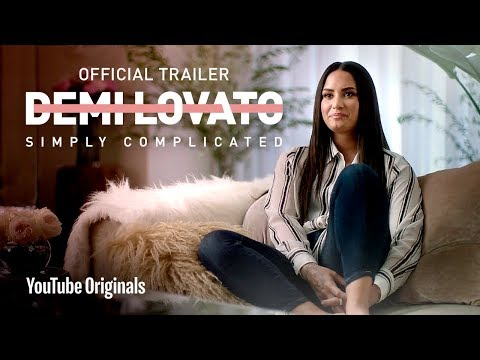 Demi Lovato: Simply Complicated - Official Trailer - Coming to YouTube Oct 17th