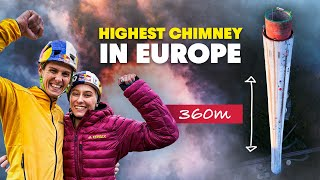 360 Ascent - The world's longest artificial multi-pitch route