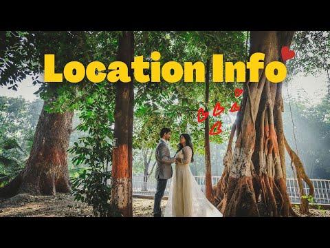 Empress Garden Pune Prewedding Photoshoot - Location Charges, Permission & Ideas!