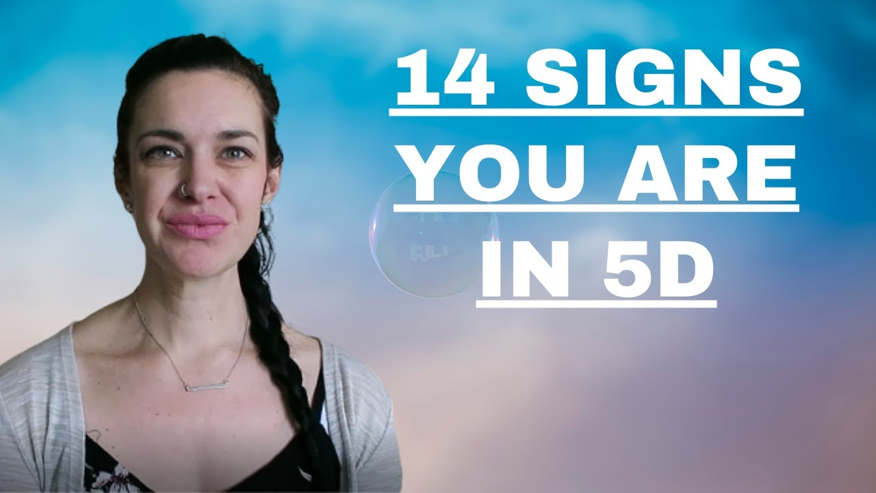 14 Signs You Are Living In 5D | Meghan Olsgard