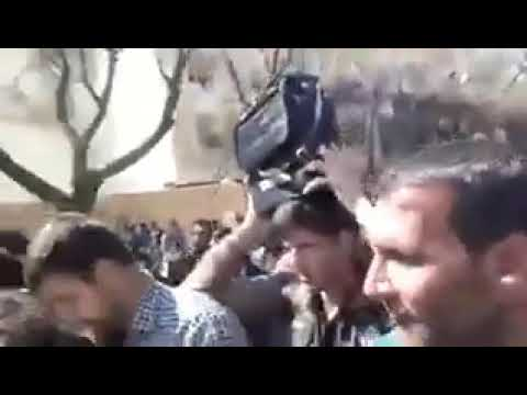 """With Cowardly Regime Members, Our Problems Won't Be Solved""-Iranian Protesters, Isfahan #Regime"