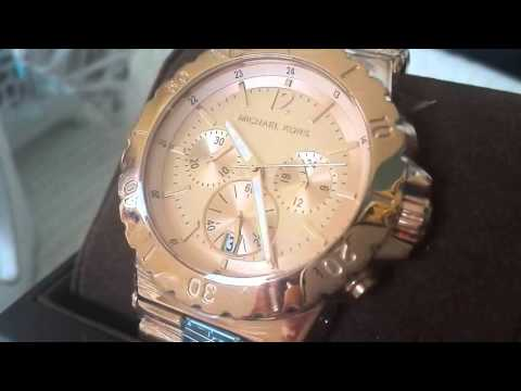 Relógio Michael Kors Mk5314 Original - YouTube 1fa3909075