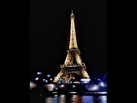Francie - Paříž 2016