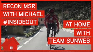 Home story with Michael Matthews ahead of Milano-Sanremo