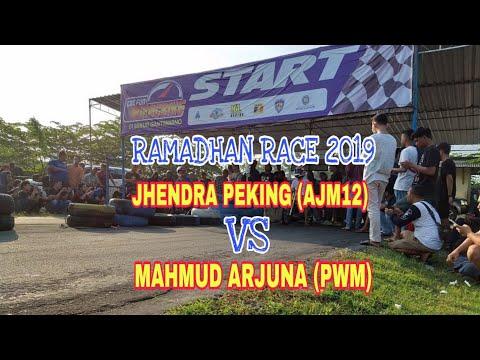 Balap Liar 60jt Gandeng   PutraWardana VS Ajm12[ Win Ajm12] Mahmud Arjuna #22 VS Jhendra Peking #184