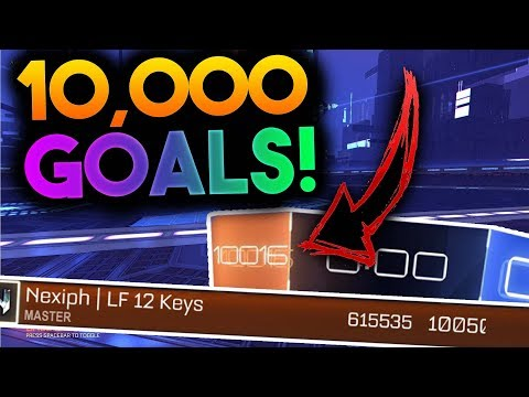 Scoring 10,000 Goals In 1 Game! | Most Goals EVER Scored | Mythbusters