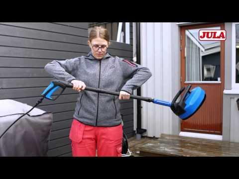 Tips & Råd: Rengör trädäck med högtryckstvätt