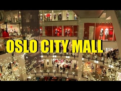 Oslo City Retail Complex