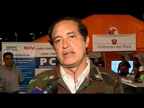 Alcalde de San Juan de Lurigancho solicitará peritaje internacional para tuberías del distrito
