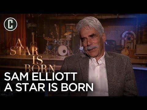 A Star Is Born: Sam Elliott on How Bradley Cooper Nailed His Voice