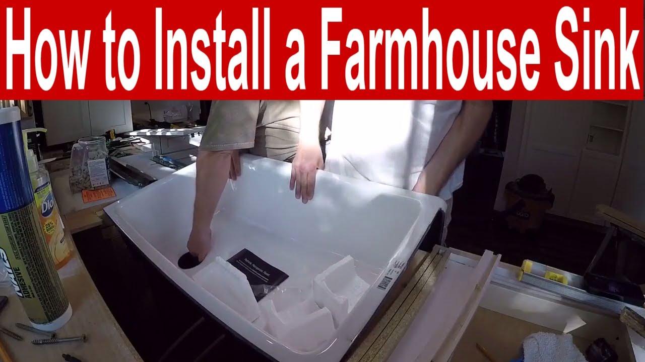 Kohler Whitehaven Farmhouse Sink