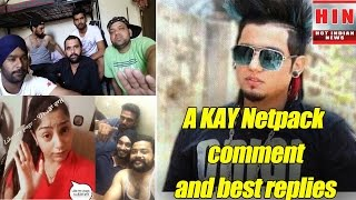 Punjabi Singer A Kay net pack comment and peopl...