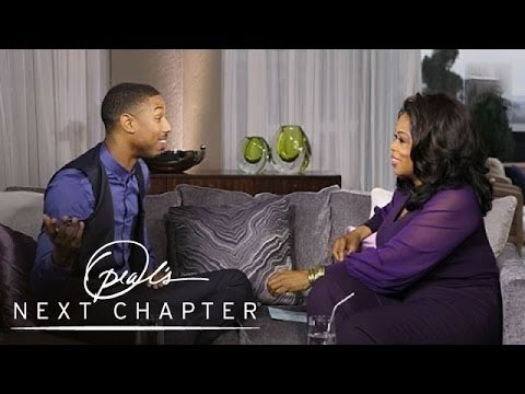 First Look: Michael B. Jordan's Number One Rule for Dating  Oprah's Next Chapter  OWN