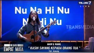 Gambar cover MAWANG Nyanyi, Penonton NANGIS, Tapi Gak Ngerti Artinya | INI BARU EMPAT MATA (11/10/19) Part 1