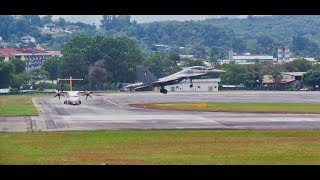IAF Contingent Arrival to Malaysia