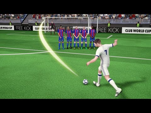 FREE KICK CLUB WORLD CUP 17 by Best Sport Games Android Gameplay HD