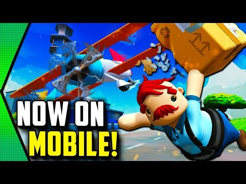 Totally Reliable Delivery Service - RAGDOLL PHYSICS PARTY GAME MOBILE RELEASE! | MGQ Ep. 485