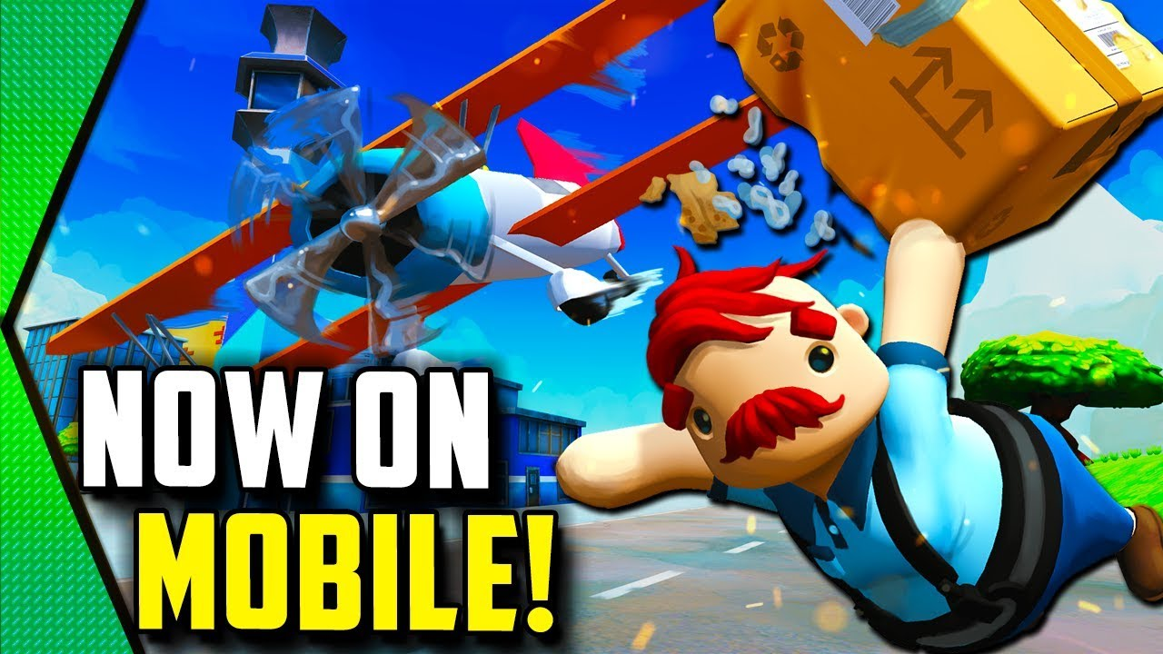 Totally Reliable Delivery Service Ragdoll Physics Party Game Mobile Release Mgq Ep 485 Youtube