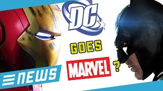 Marvel Regisseur übernimmt Justice League - FLIPPS News