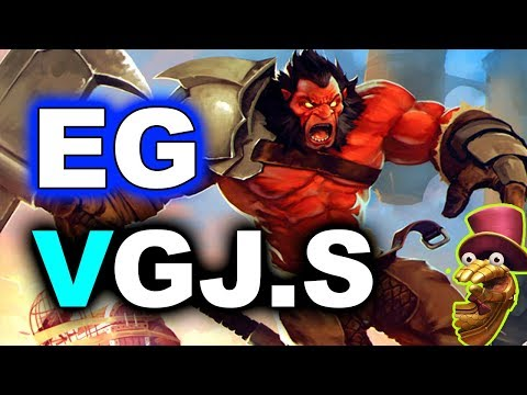 EG vs VGJ.Storm - Midas Mode - North America DOTA 2