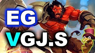 EG vs VGJ.Storm - Midas Mode - North America DOTA 2
