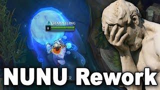 Snowball Champion ... | Nunu Rework [PBE] [Deutsch]