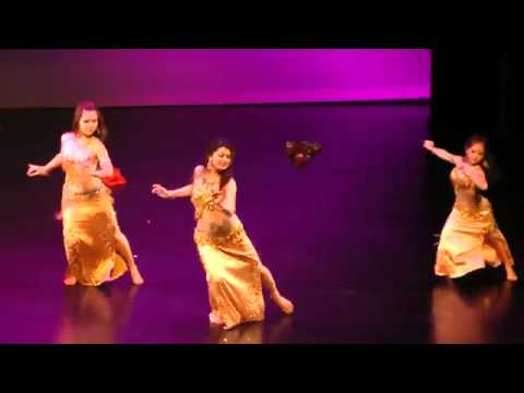VIET NAM GROUP TRADITION- Asia Global Bellydance 2011