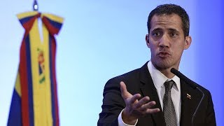 U.S. ups pressure on Venezuela as Guaido tours South America