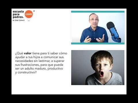 Vidal Schmill Escuela para Padres Berrinches