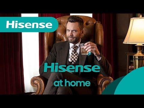 Hisense at Home: 2021 TV Line Up