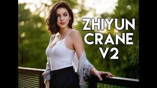 The Zhiyun Crane V2 - My Review on this Amazing Tool For DSLR & Mirrorless Cameras (ft. Sony A7RII)