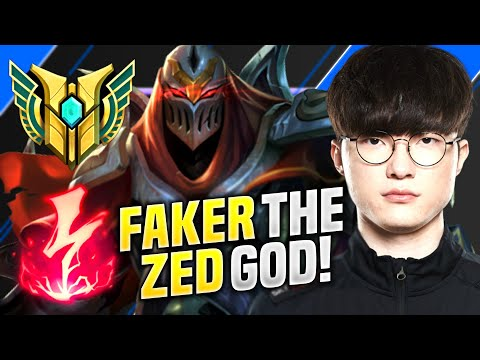FAKER TRIES HOW